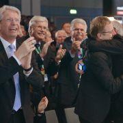 """Weltraum-Mission """"Rosetta"""" mit Meisterstück beendet (Foto)"""