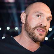 Kokain! Klitschko-Gegner Tyson Fury positiv getestet (Foto)