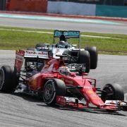 Rosberg verunglückt, Hamilton raus! Ricciardo gewinnt in Malaysia (Foto)