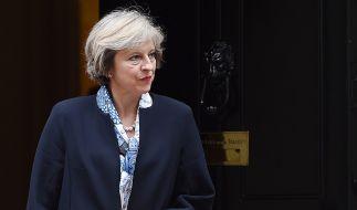 Premierministerin Theresa May will das Brexit-Referendum so schnell wie möglich umsetzen. (Foto)