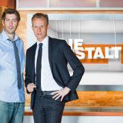 Claus von Wagner und Max Uthoff haben wieder das ZDF-Studio besetzt (Foto)