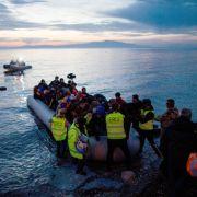 DIESE Länder nehmen die meisten Flüchtlinge auf (Foto)