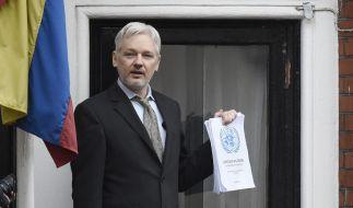 Julian Assange. (Foto)