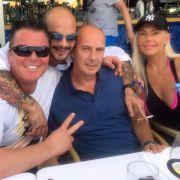 """So lassen es die """"Knast""""-Promis auf Ibiza krachen (Foto)"""