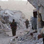 Unglaublich! Assad-Regime wirbt für Reiseziel Aleppo (Foto)