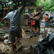 Wirbelsturm verwüstet Karibik - schon fast 500 Tote (Foto)