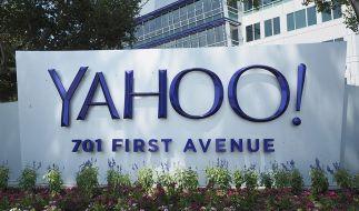 Auf Wunsch der US-Regierung soll Yahoo die E-Mails seiner Kunden durchleuchtet haben. (Foto)