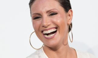 Nazan Eckes hat gut lachen: Privat und beruflich läuft es rund. (Foto)