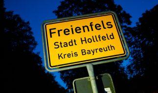 In Oberfranken wurde ein Mann vermutlich jahrzehntelang gefangen gehalten. (Foto)