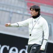 DIESEN Ex-Fußballstar wollte Jogi Löw als Co-Trainer (Foto)