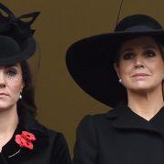Ohje! Herrscht Zoff zwischen den royalen Ladys? (Foto)
