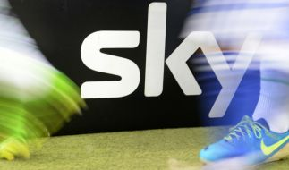 Sky sendet im Dezember 2016 die Bundesliga im Free-TV. (Foto)