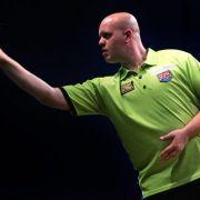 Darts-Finale! Van Gerwen besiegt Anderson! (Foto)