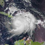 """Schlimmer als """"Katrina"""": Wirbelsturm trifft US-Küste (Foto)"""