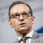 Maas räumt Fehler in Flüchtlingspolitik ein (Foto)