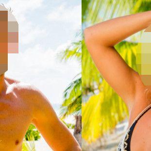 Nackt sein hilft! DIESE Promis sind ein Paar (Foto)