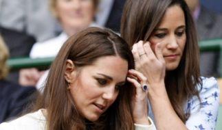 Pippa Middleton muss auf ihrer Hochzeit wahrscheinlich auf die Unterstützung ihrer Schwester verzichten. (Foto)