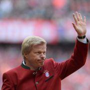 Neuer Job! Ist der Titan bald wieder beim FC Bayern? (Foto)