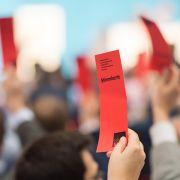 Morddrohungen gegen SPD-Politiker! Parteitag abgesagt (Foto)