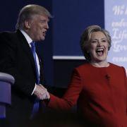 """""""Ich will Präsidentin für alle Amerikaner sein"""" (Foto)"""