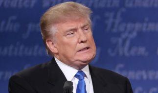 Ist die Wahl um den Posten des US-Präsidenten damit für Donald Trump gelaufen? (Foto)