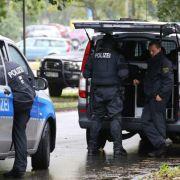 Terroralarm in Chemnitz - Syrer soll Bombenanschlag vorbereitet haben (Foto)