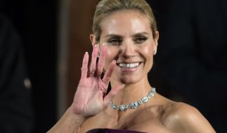 Heidi Klum wird bei den Castings zunächst nicht dabei sein. (Foto)