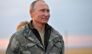 Putin soll mit einem Friedenspreis geehrt werden. (Foto)