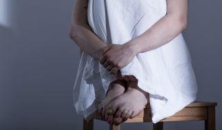 Eine Zwölfjährige wurde verschleppt und geschwängert. (Foto)