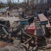 Haiti trauert um seine Hurrikan-Opfer (Foto)