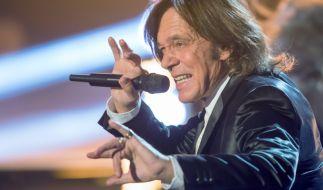 Jürgen Drews musste wegen einer starken Bronchitis seine Konzerte absagen. (Foto)