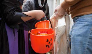 Gesunde Halloween-Überraschungen zum Verteilen. (Foto)