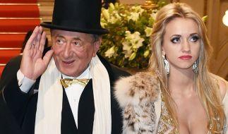 Richard Lugner musste seinen 84. Geburtstag ohne seine Ehefrau Cathy Lugner (r.) verbringen. (Foto)