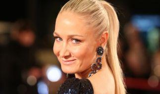 """Janine Kunze hat 2002 für den """"Playboy"""" blank gezogen. (Foto)"""