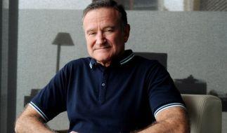 Robin Williams (1951 - 2014) bleibt auch zwei Jahre nach seinem Tod bei seinen Fans unvergessen. (Foto)