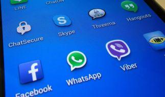 So geht es ohne: Alternativen zu Whatsapp. (Foto)