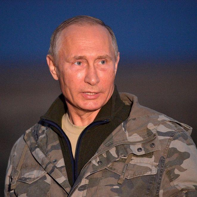 3. Weltkrieg? Putin probt schon für den Ernstfall (Foto)