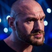 Wegen Depressionen:Boxer Tyson Fury gibt WM-Titel zurück (Foto)