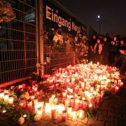 Aus Zug gestoßen? Trauer und Entsetzen nach Tod von Magdeburger Fußballfan (Foto)