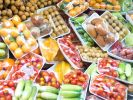 Viele Lebensmittel sind in Plastik verpackt. Ist das ungesund? (Foto)