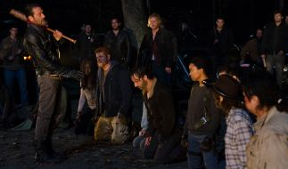 "In Staffel 6 von ""The Walking Dead"" taucht Bösewicht Negan auf. (Foto)"