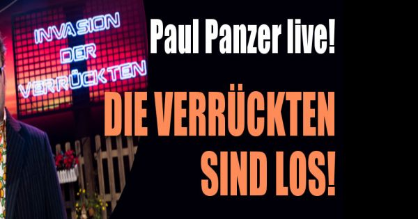 Paul Panzer Live Stream