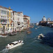 Deutsches Touristen-Paar bei Venedig vermisst (Foto)