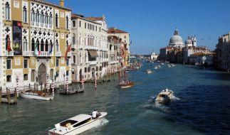 Ein deutsches Paar wird in Venedig vermisst. (Foto)
