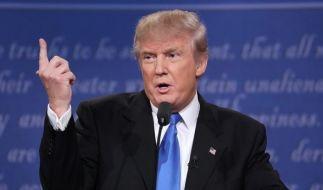 Donald Trump ist für seine fragwürdigen Theorien bekannt. (Foto)