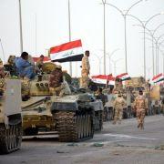 Sturm auf die letzte Festung des IS eingeläutet (Foto)