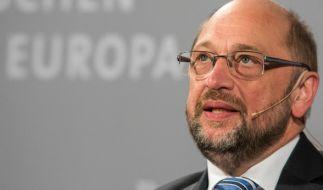 Martin Schulz ist auf dem besten Weg, der nächste Kanzler zu werden. (Foto)