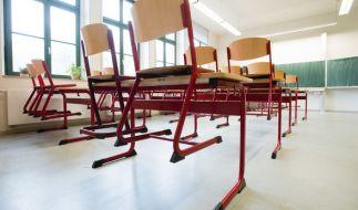 An mehreren Schulen in Leipzig ging eine Amoklauf-Drohung ein. (Symbolbild) (Foto)