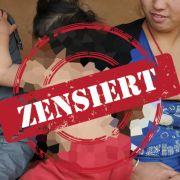 DIESEM Kind wächst ein dritter Arm am Rücken (Foto)