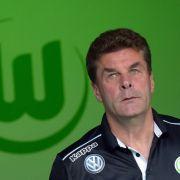 VfL Wolfsburg trennt sich von Hecking (Foto)